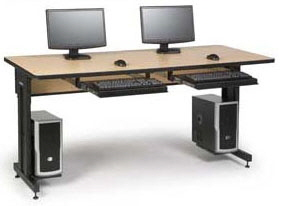 Classroom Training Tables - Hard Rock Maple